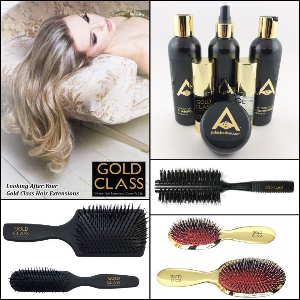 Aftercare Guidance Gold Class Hair