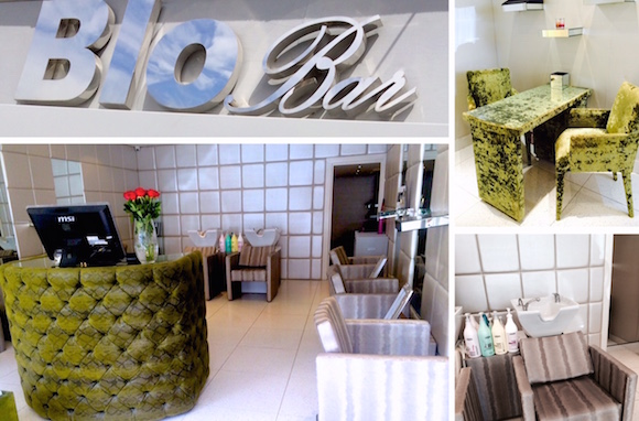 Blo Bar Salon web copy