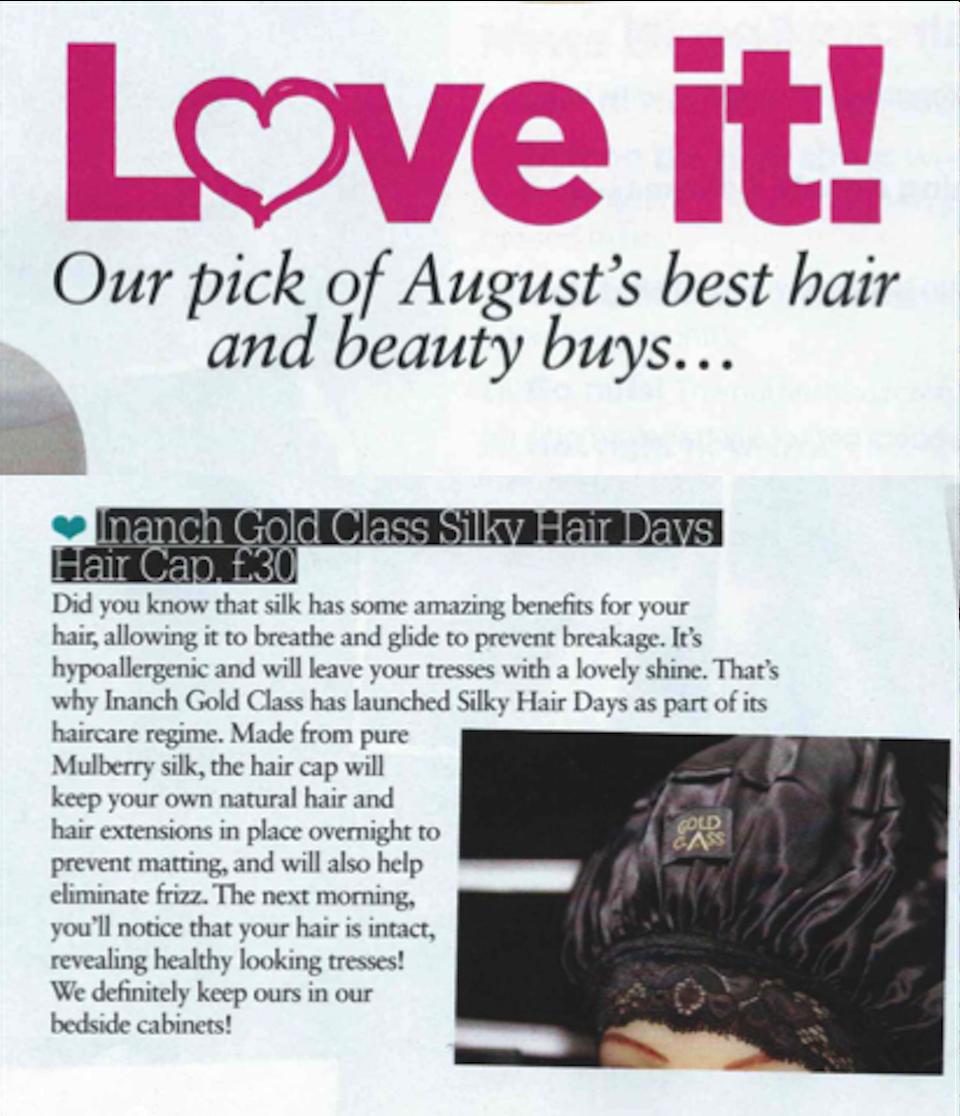 GC Hair Mag