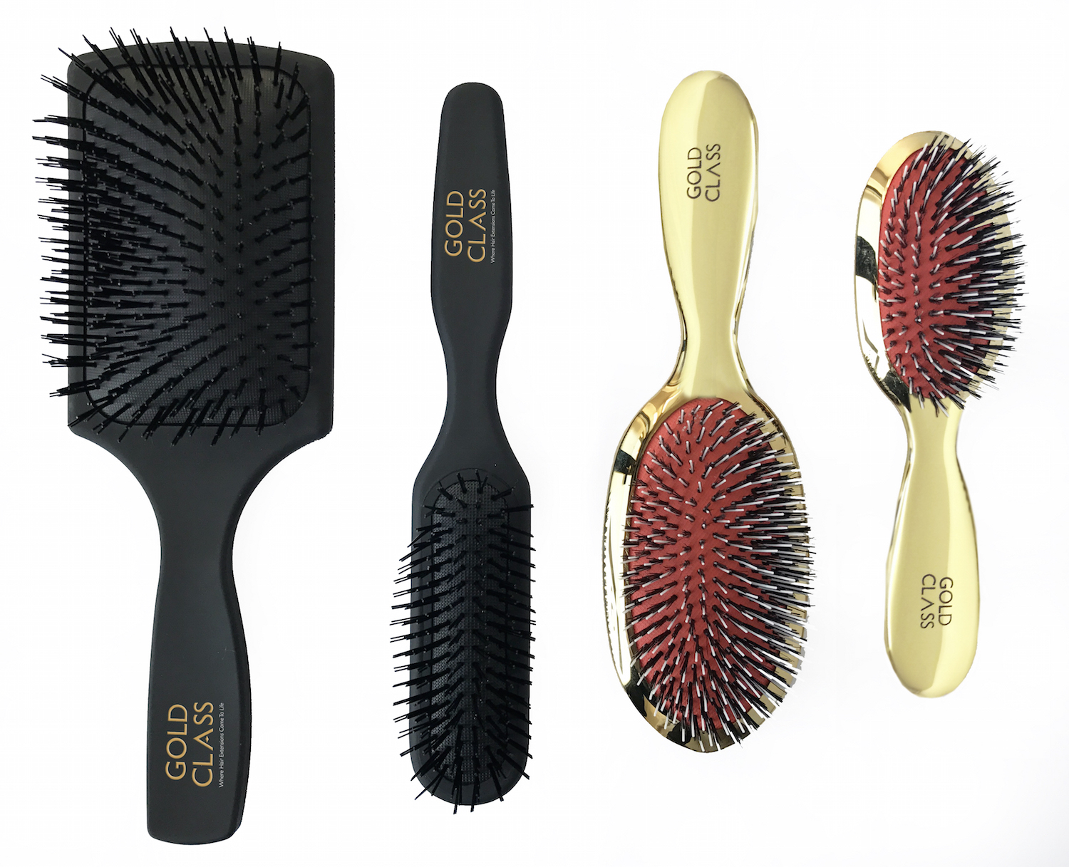 Brush Up Gold Class Hair