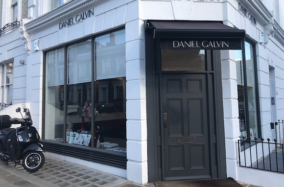 Daniel Galvin Kensington