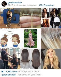 2017 Best Bits for Gold Class Hair