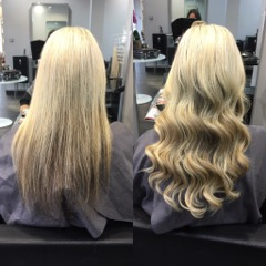 Gary Pellicci hair transformation